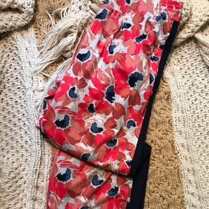 American Eagle Floral Pants